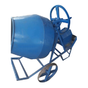 Manual Hand Operated Mini Concrete Mixer