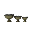 Punch Bowls Brass, Packaging Type: Box, Size: 4 To 12inch