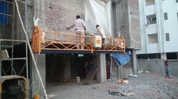 Gondola Suspended Platform