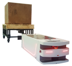 Tugger Tow Automated Guided Vehicle 2000 kg (AGV)
