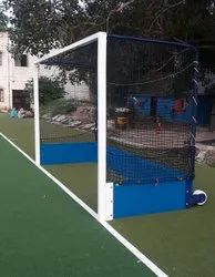Hockey Goal Post Movable MS