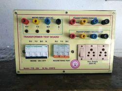 Transformer Testing Procedure