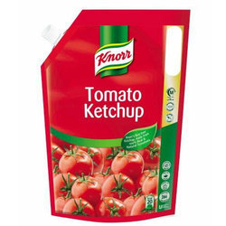 Shako Flexipack 17*26*9cm and 30*25*11cm Tomato Ketchup Packaging Pouches