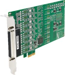 PCIE-1620A-AE Express Communication Card