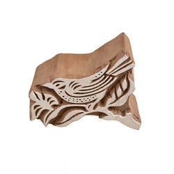 Bird Shape Henna Printing Blocks