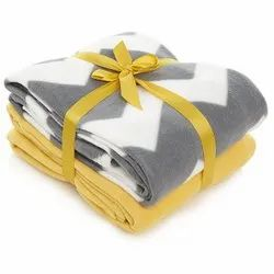 Luxury Printed Fleece Blanket