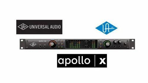 Universal Audio Apollo X6 Thunderbolt Audio Interface