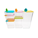 6 Pcs Stackable Storage Set