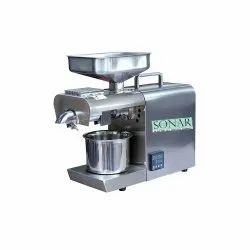 Oil Press Machine Domestic