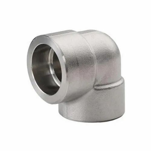 30 Degree Stainless Steel Forged Elbow, 1/4 Inch, Rs 130