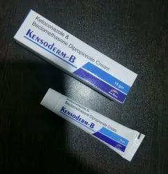 Ketaconazole 2%W/W Beclomethazone 0.25% W/W
