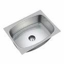 Silver Color Anti Scratch Steel Sink
