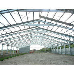 Factory Steel Shed