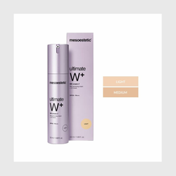 W  Whitening BB Cream SPF 50 Mesoestetic Ultimate