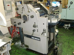 Used Ryobi 2800 Offset Printing Machines