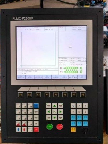 CNC Controllers Profile Cutting Machine - CNC Pro 2300