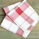 Red Stripe Kitchen Towels