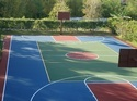 Acrylic Synthetic Surface