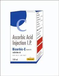 Bicorbic-C Bicorbic C Injection, Packaging Size: 100ml, for Clinical