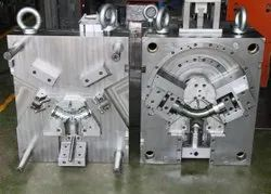 Hot Runner Plastic Injection Moulds, For Industrial