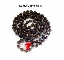 Kesar Zems Kamal Gatta Mala/Kakdi Rosary (Grey)