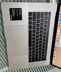 Apple Macbook Pro 17 With Touch Bar