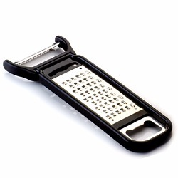 Peeler With Grater