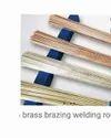 Brass brazing welding rods