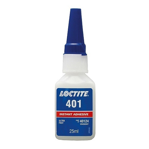 Chemical Grade Loctite 401 Instant Adhesive, Packaging Size: 25mL