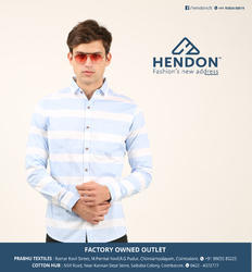 Cotton And Linen Formal And Party Wear Mens Fashion Shirt