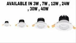 LED Movable/Tiltable COB Spot Light