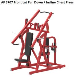 Lat Pulldown/Chest Press Plate Loaded