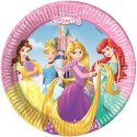 Disney Princess Cartoon Character Party Paper Plates, Gsm: 300, Size: 6-12 Inch