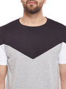 100% Cotton Men Half Sleeve Solid Round Neck T-Shirt