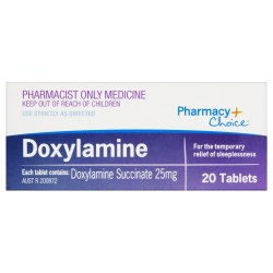 Doxylamine Succinate Tablet