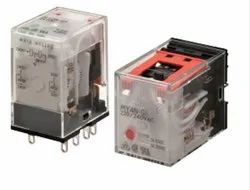 Omron Miniature Power Relays - MY4N-GS AC220/240