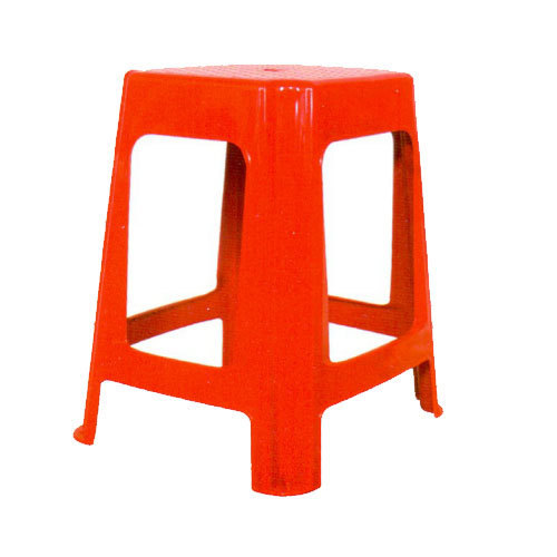 square plastic stool at rs 150 piece plastic patla parmar
