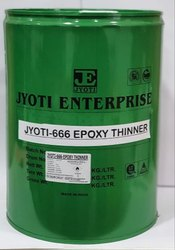 Jyoti 666 Epoxy Thinner