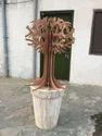 Wooden Wish Tree