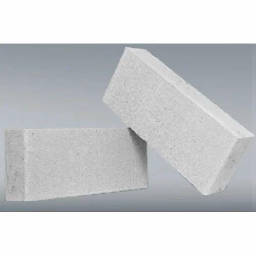 Autoclaved Aerated Concrete Blocks