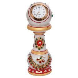 Sai Enterprises Table Top Marble Watch
