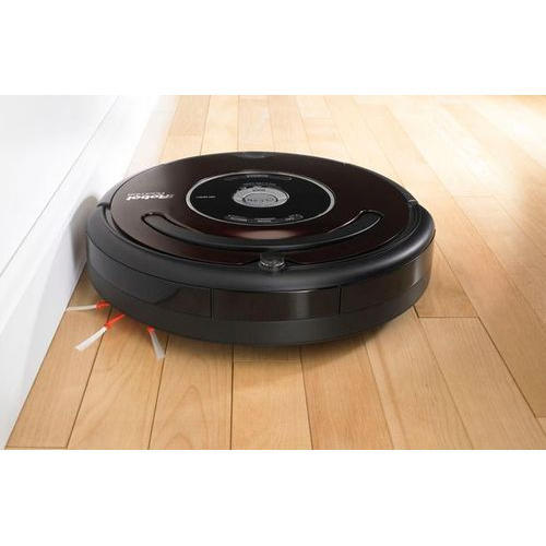 Black Robotic Vacuum Cleaner at Rs 8000/piece | Robotic Vacuum Cleaner |  ID: 18395550288