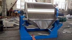 Rotary Drum Drier Flaker
