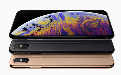 Apple Iphone Xs Max 256gb Gold Silver Space Grey At Rs 123000
