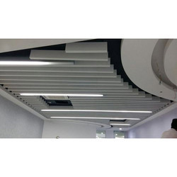 Commercial False Ceiling, Thickness: 8-10mm