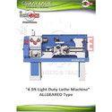4.5 Feet Light Duty Lathe Machine