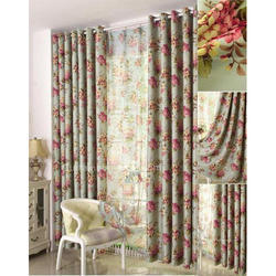 Printed Fancy Curtains
