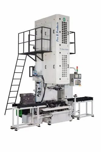Servo Vertical Plateau Honing Machine