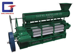 Larger Capacity Oil Seeds Pressing Machine