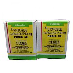 Posid Etoposide Capsules